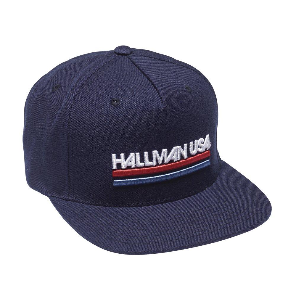 THOR Hallman USA Kappe blau