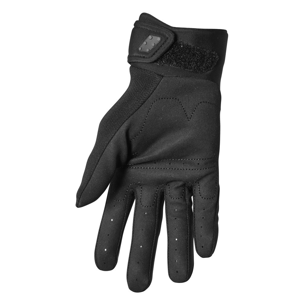 THOR Spectrum Youth Kinder Motocross Handschuhe schwarz
