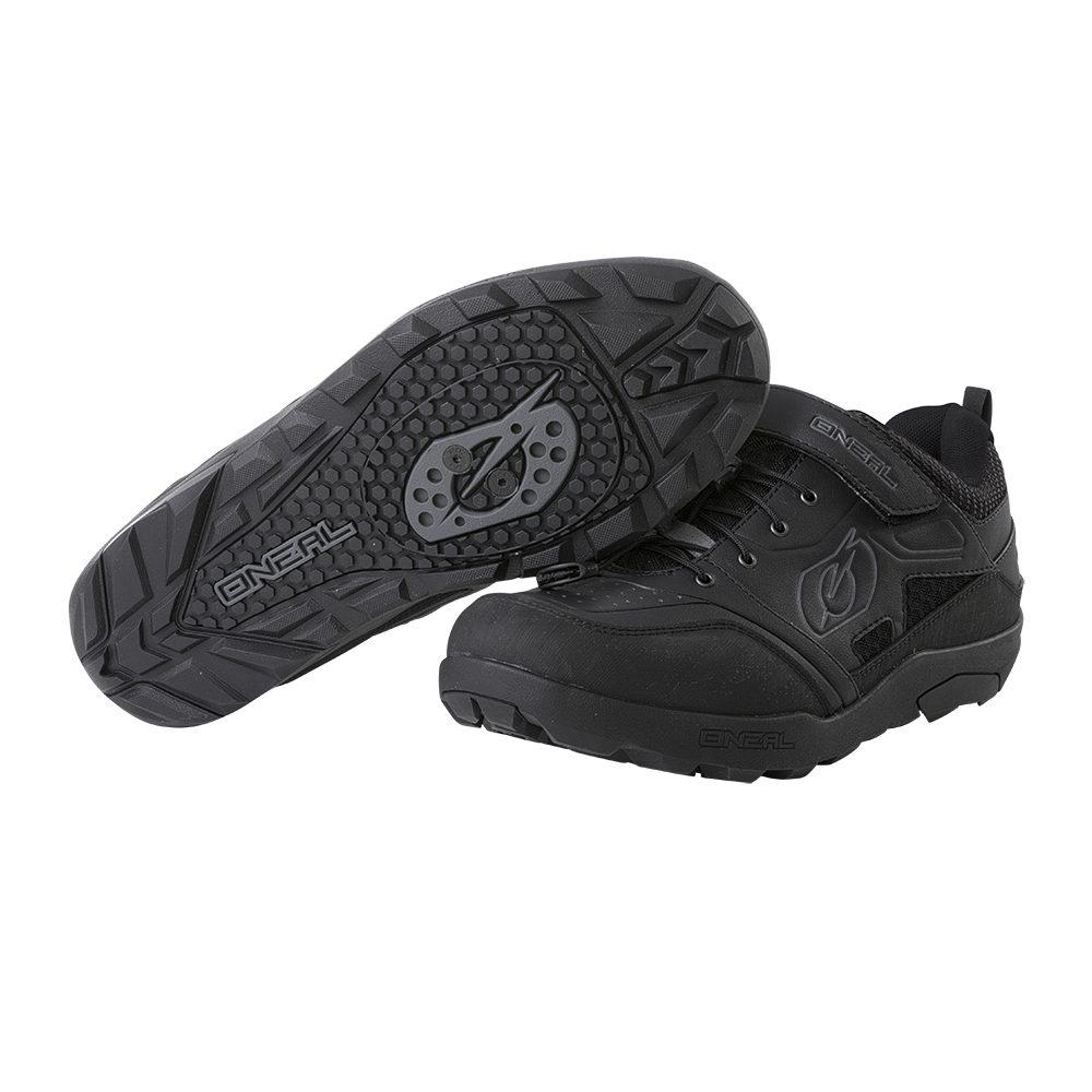 ONEAL Traverse SPD MTB Schuhe schwarz grau