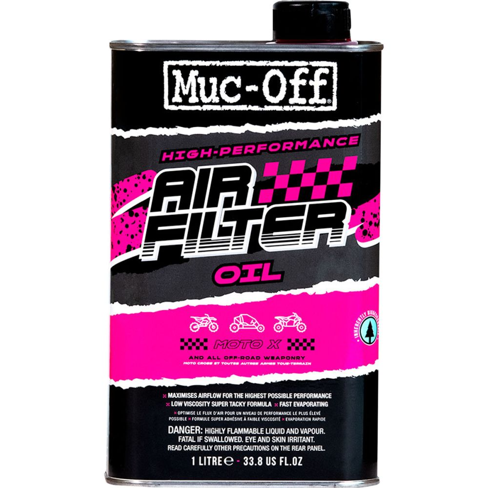 MUC-OFF Airfilter Luftfilter Reiniger 1l
