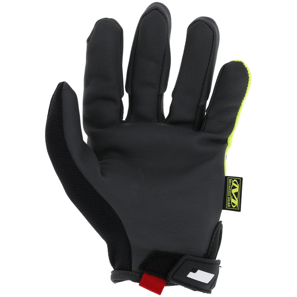 MECHANIX Hi-Viz Original Mechaniker Handschuhe gelb