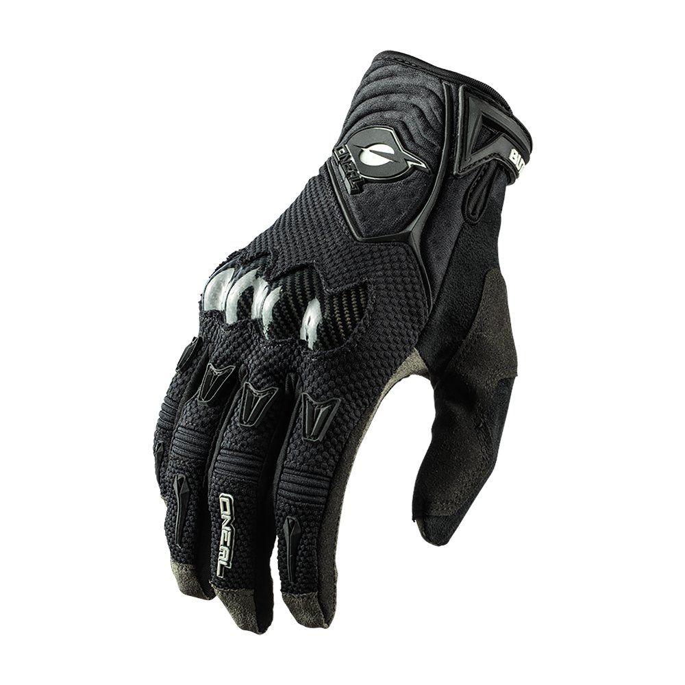 ONEAL Butch Carbon Motocross Handschuhe schwarz