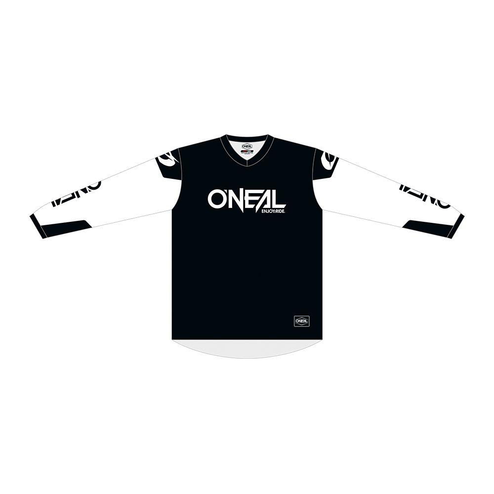 ONEAL Element Threat MX Jersey schwarz weiss