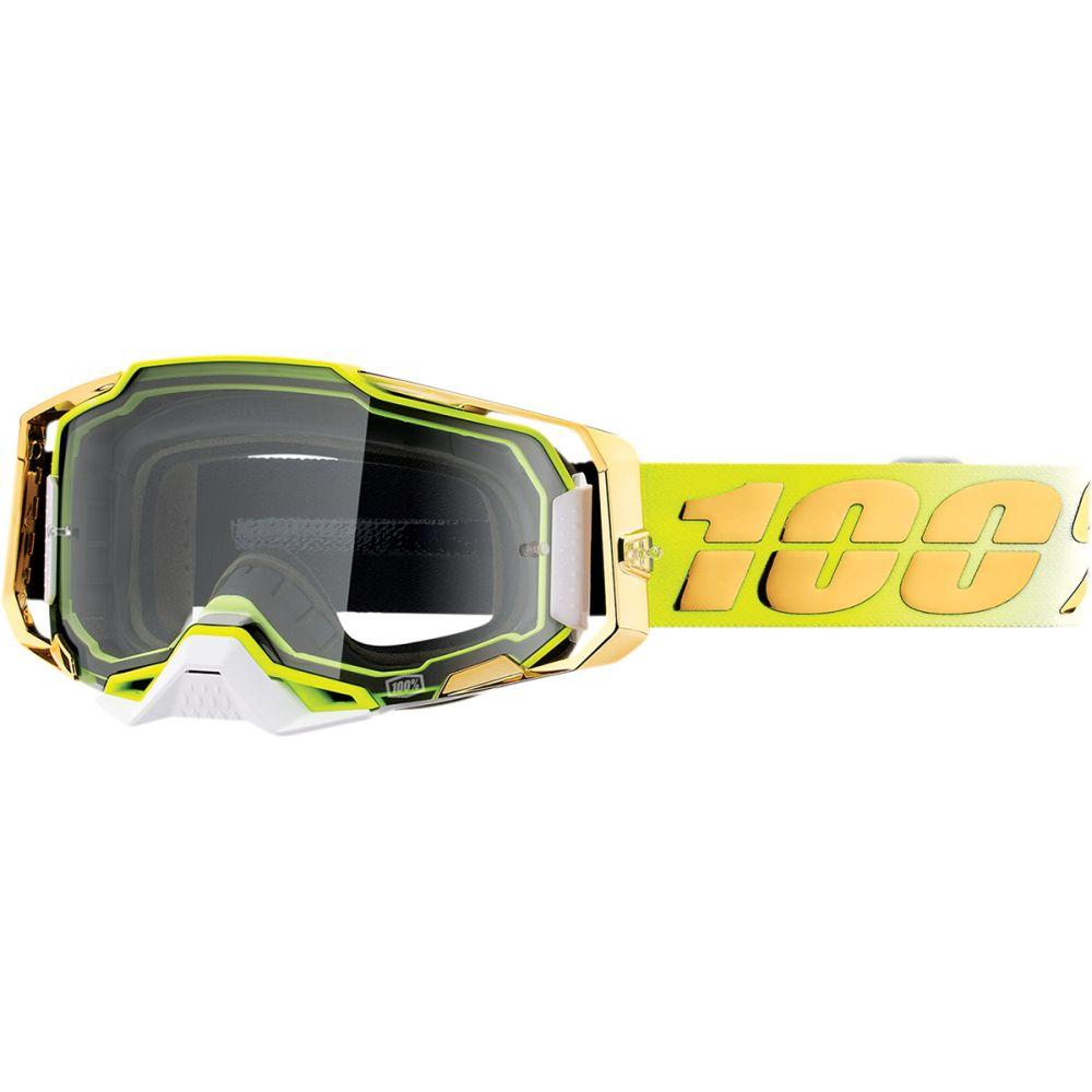 100% Armega Feelgood MX MTB Brille klar