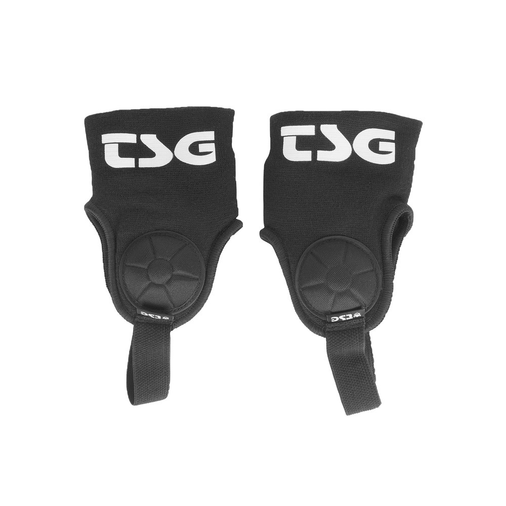 TSG Single Ankle Guard Cam Köchelschützer schwarz