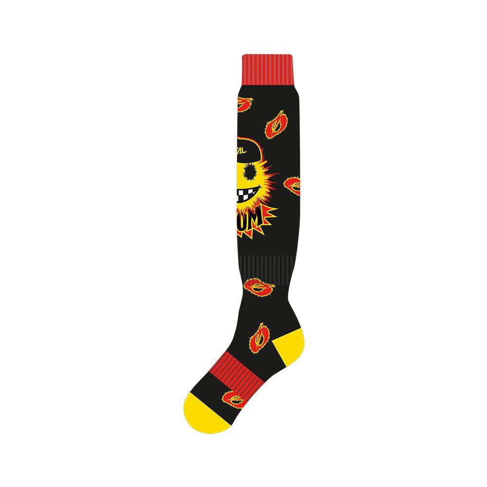 ONEAL PRO Boom MX Socken schwarz gelb