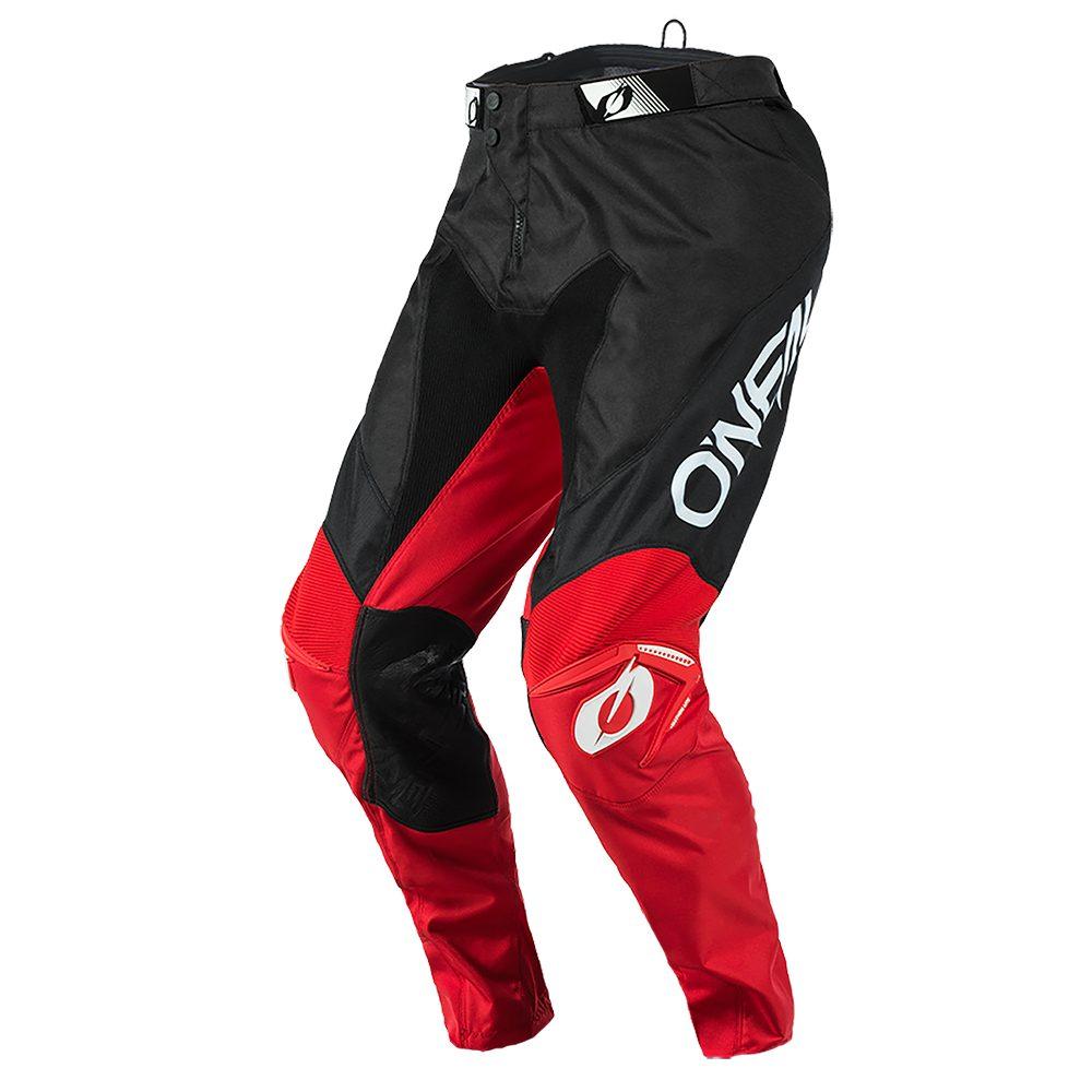 ONEAL Mayhem Hexx MX Hose schwarz rot