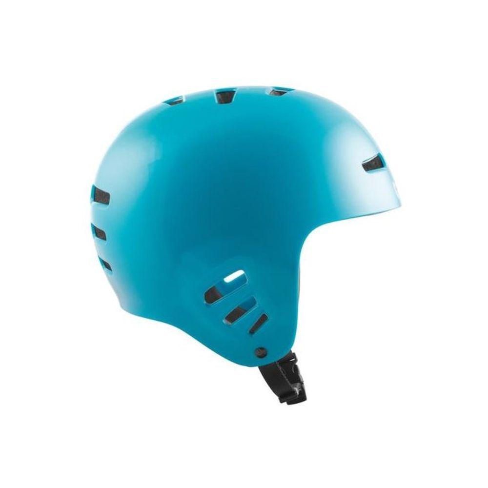TSG Dawn Solid Color MTB Helm dark cyan