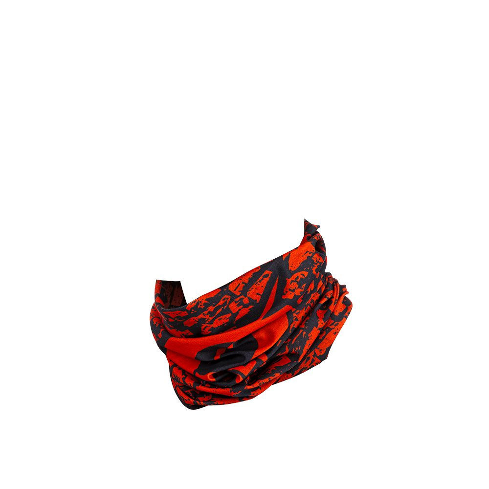 ONEAL Wall Schlauchschal schwarz rot