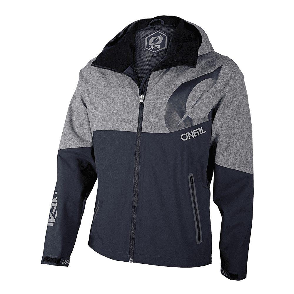 ONEAL Cyclone Softshell Jacke blau grau