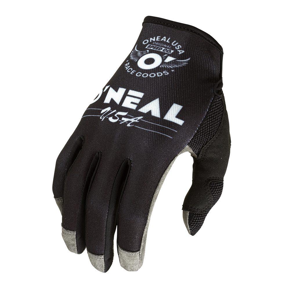 ONEAL Mayhem Bullet V.22 MX MTB Handschuh schwarz weiss