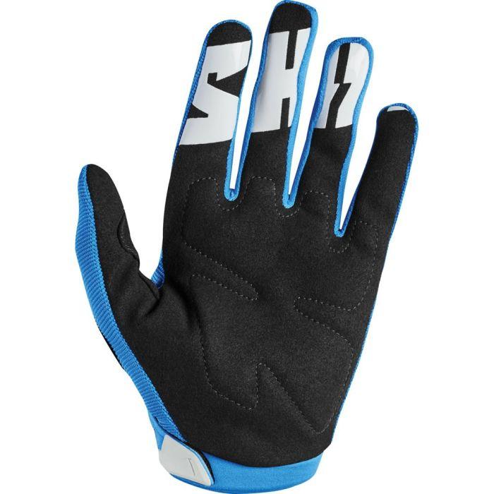 SHIFT Air Glove Motocross Handschuhe blau weiss