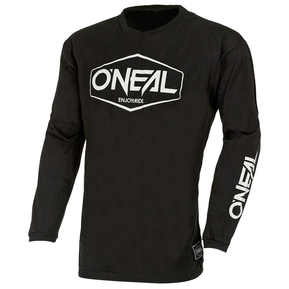 ONEAL Element Cotton Hexx V.22 MX Jersey schwarz weiss