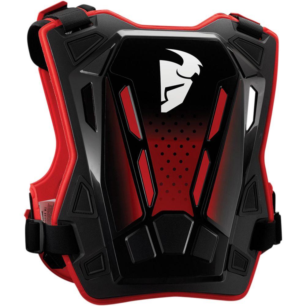 THOR Guardian MX MTB Brustpanzer rot schwarz