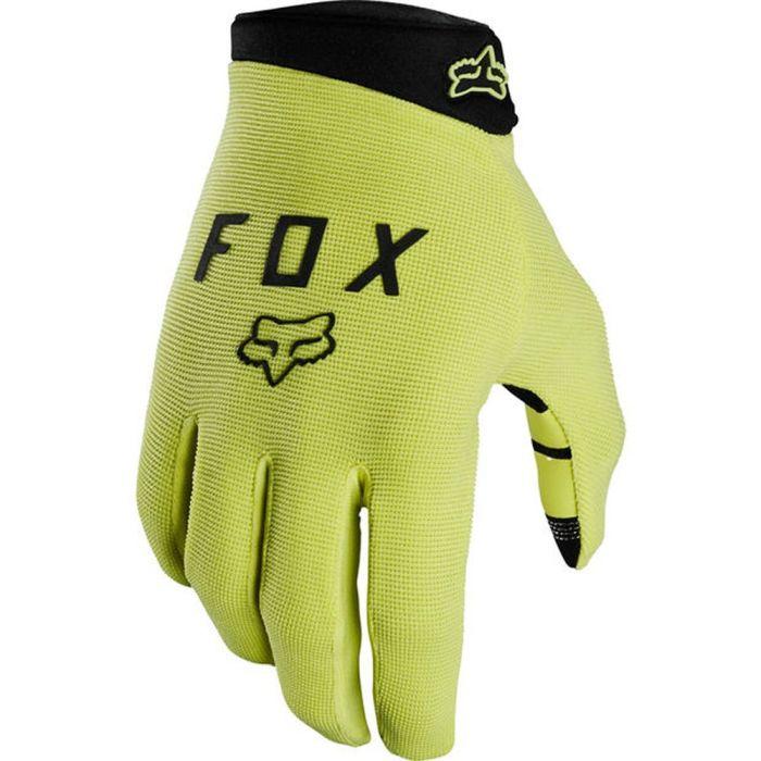 FOX Ranger MTB Handschuhe sulphur stone neongelb