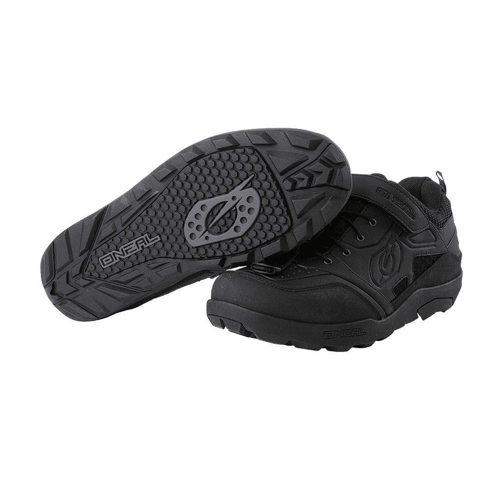 ONEAL Traverse Flat MTB Schuhe schwarz