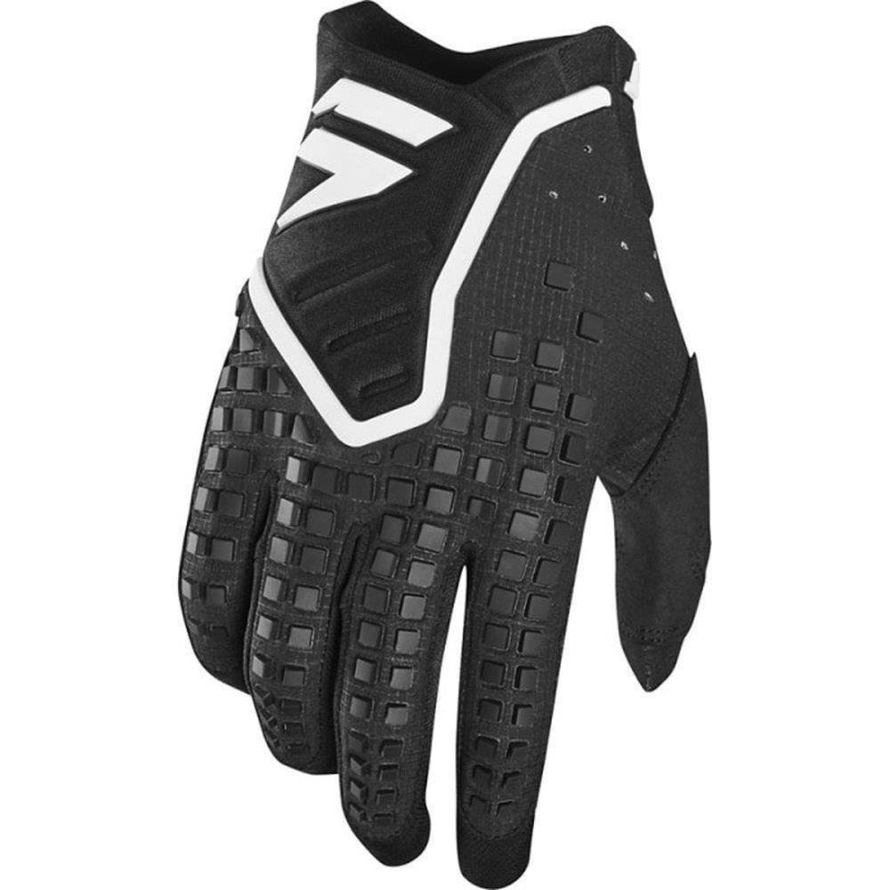 SHIFT 3Lack Pro Motocross Handschuhe schwarz