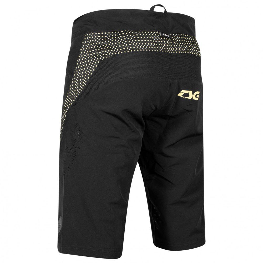 TSG Bike-Pants SP5 Shorts kurze MTB Hose schwarz
