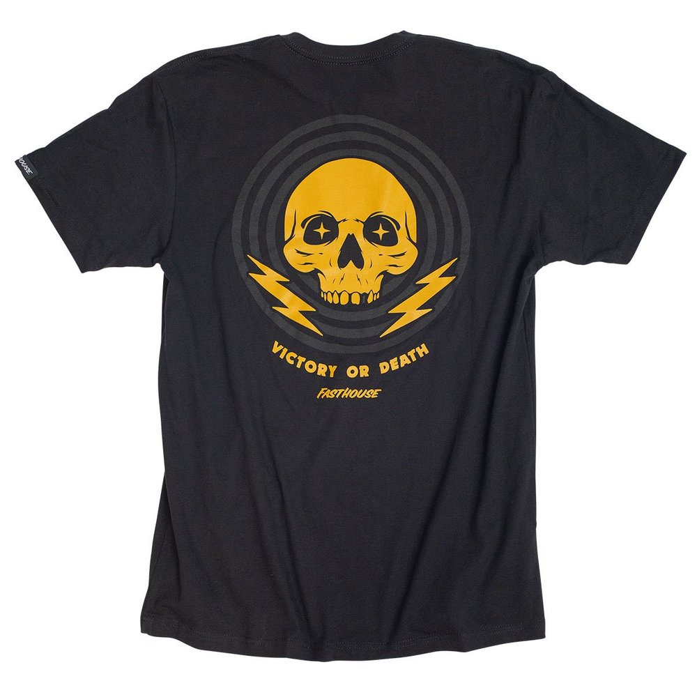 FASTHOUSE Victory or Death T-Shirt schwarz