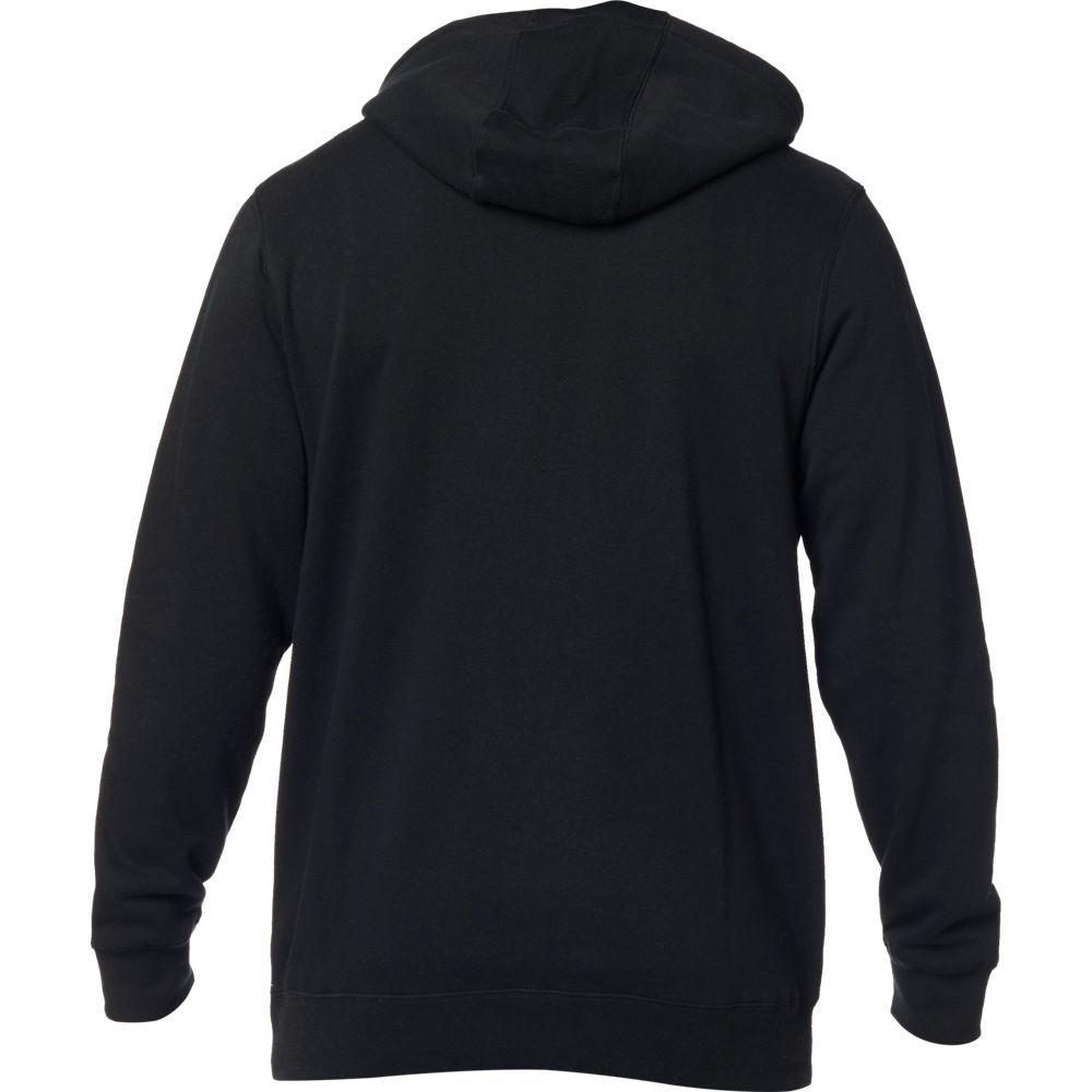 FOX Legacy FoxHead Po Fleece Kapuzen Pullover schwarz
