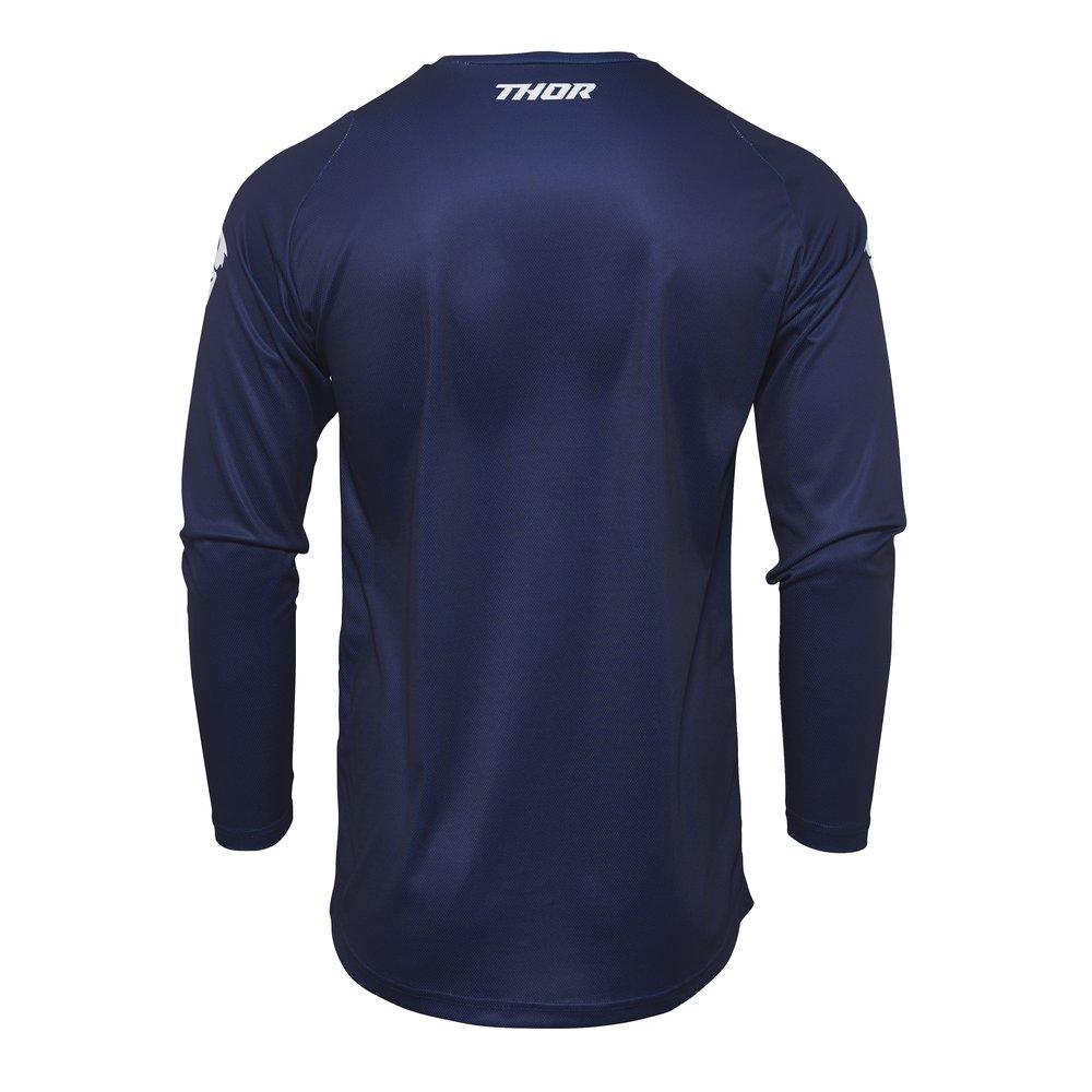 THOR Sector Minimal Motocross Jersey blau