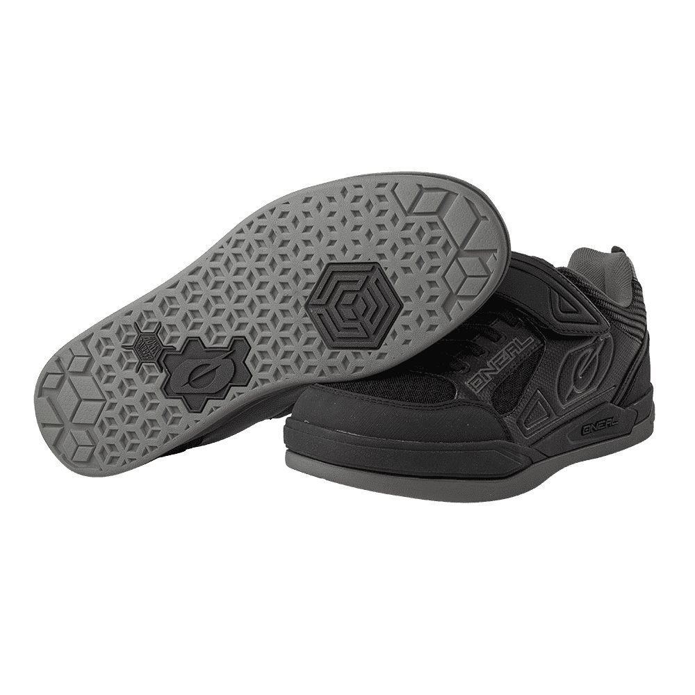 ONEAL Sender Flat MTB Schuhe schwarz grau