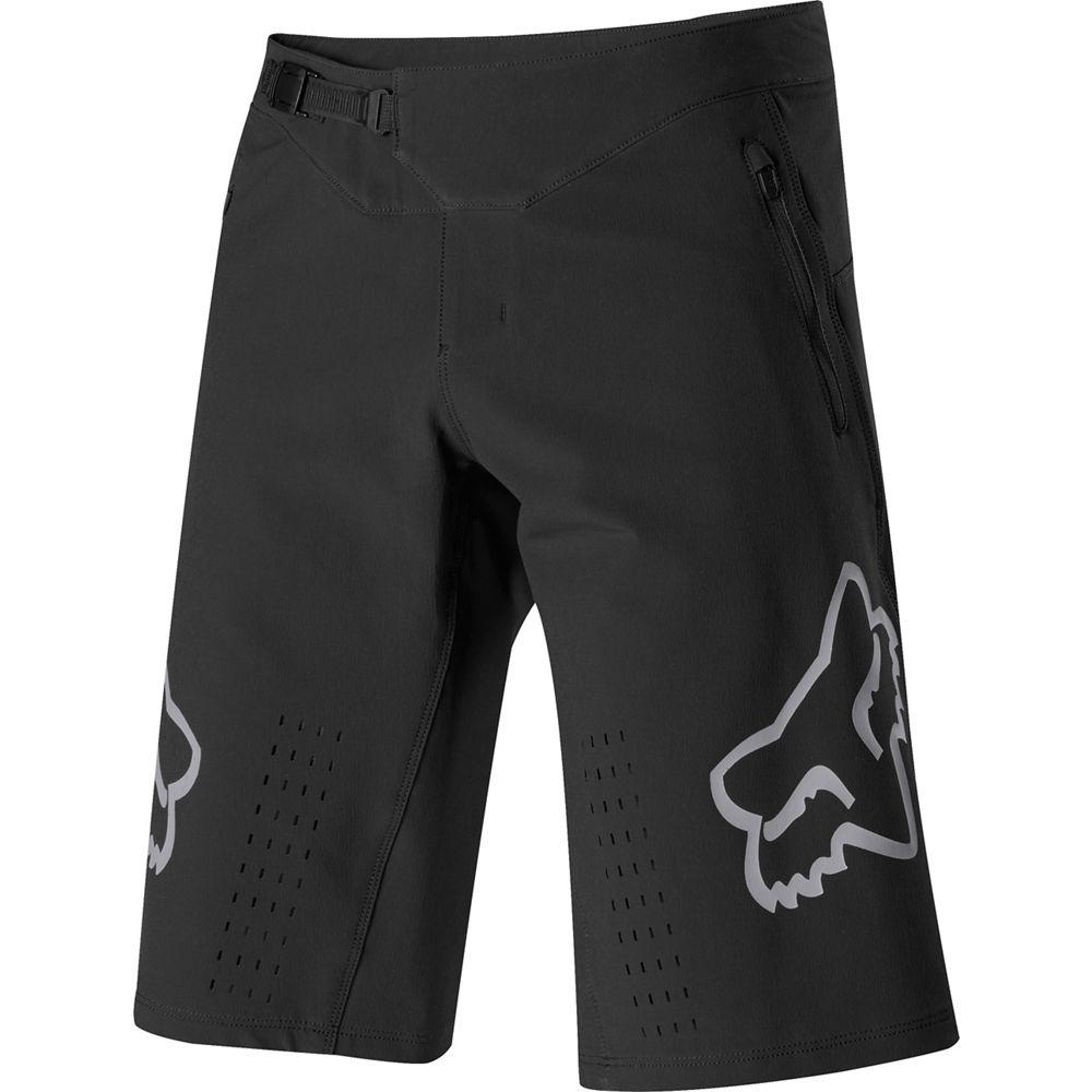 FOX Defend Shorts kurze MTB Hose schwarz
