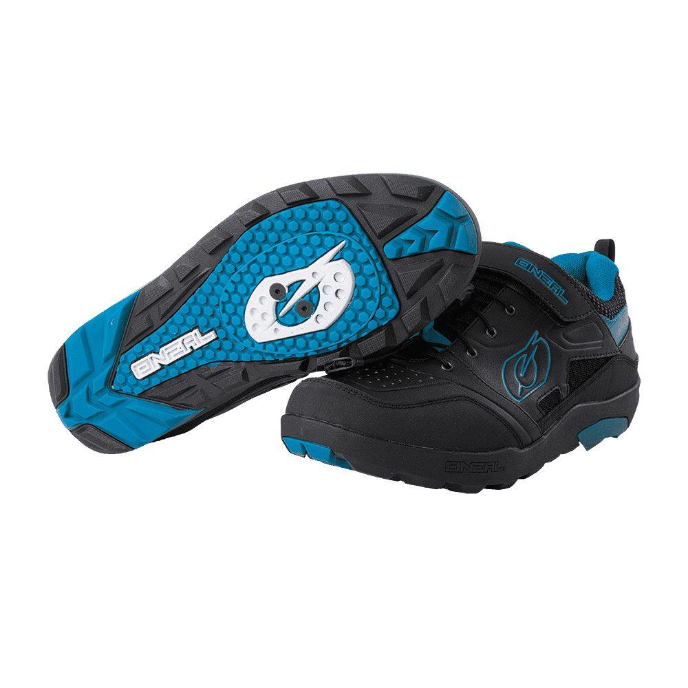 ONEAL Traverse SPD MTB Schuhe schwarz blau