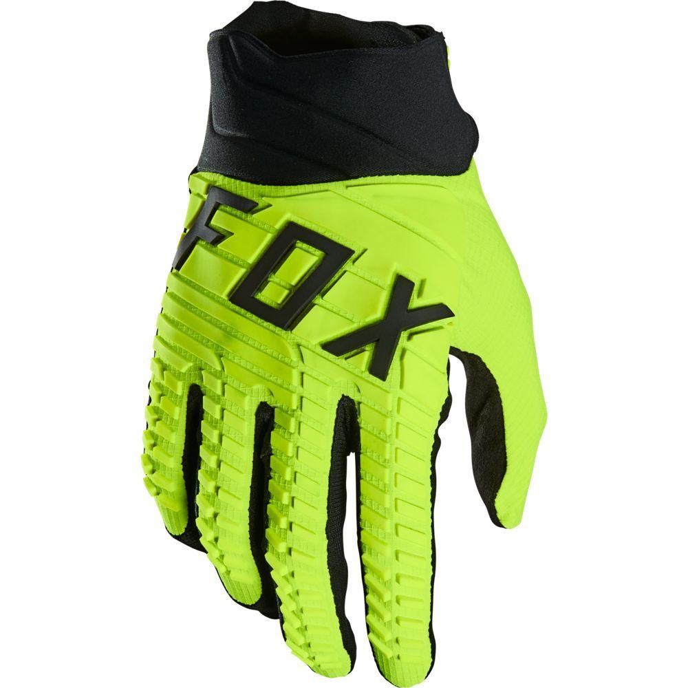 FOX 360 MX MTB Handschuhe neongelb