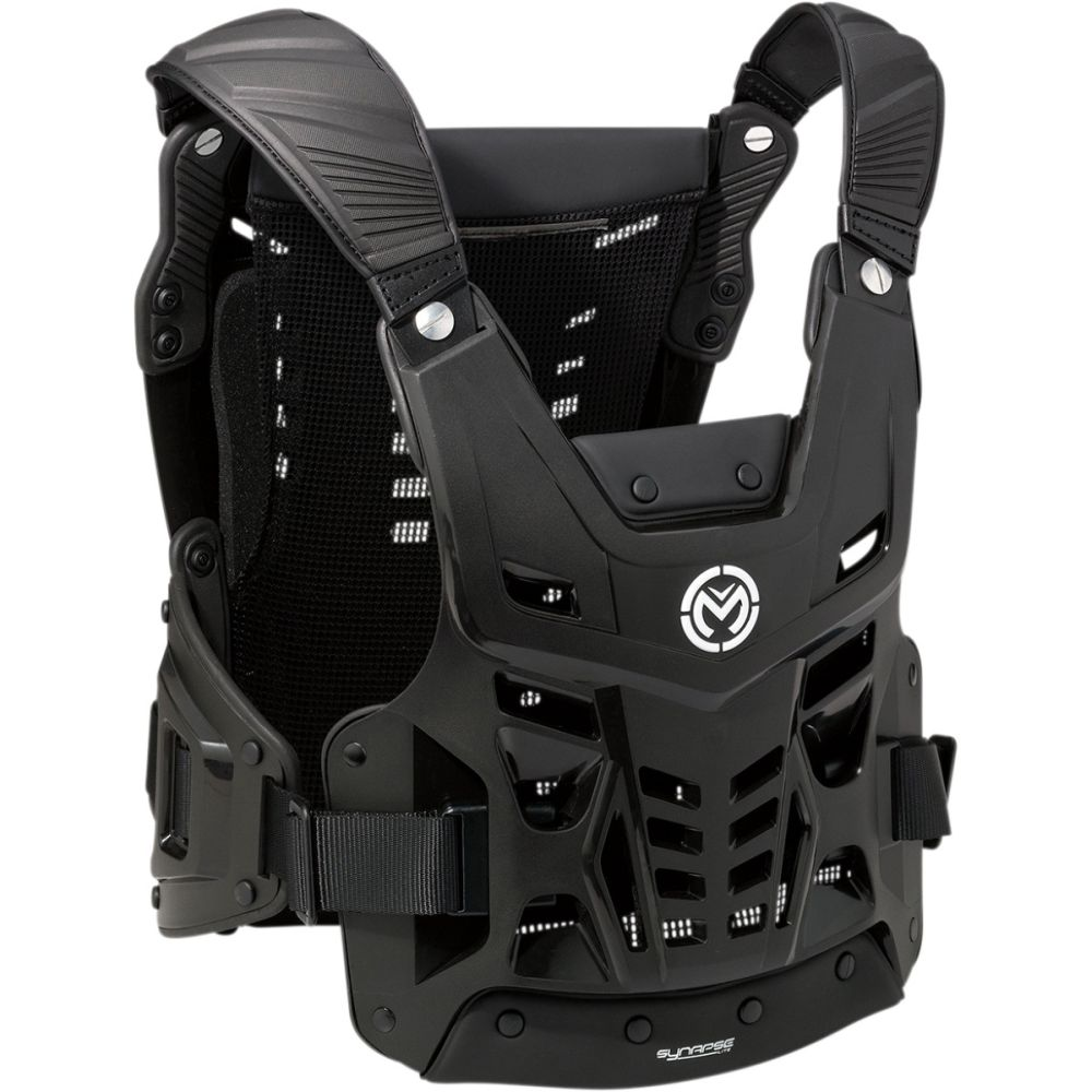 MOOSE Synapse Lite Pro Guard MX MTB Brustpanzer schwarz