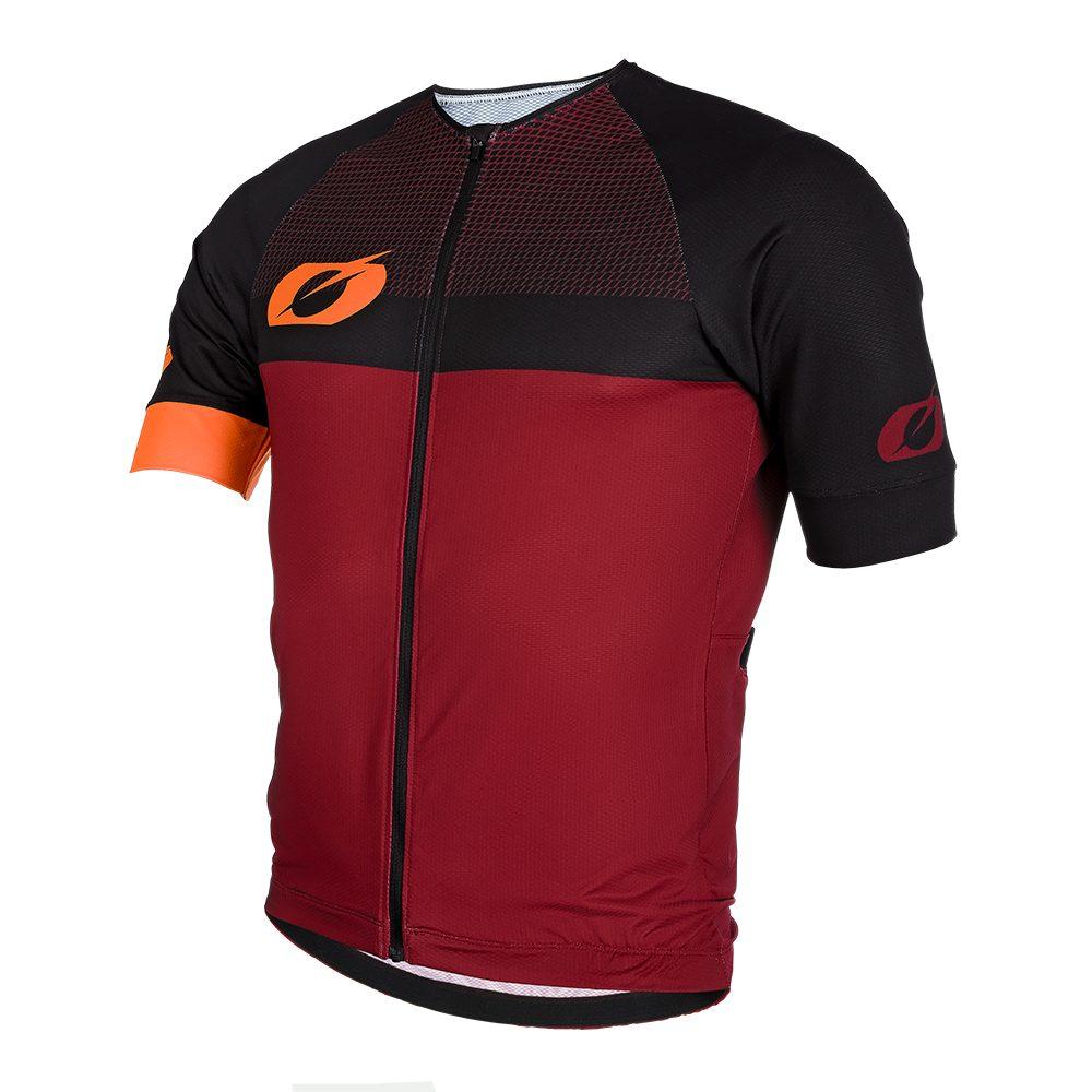 ONEAL Aerial Split MTB Jersey rot orange
