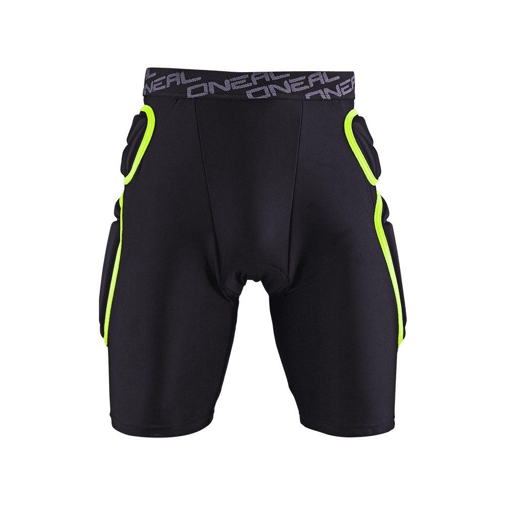 ONEAL Trail Short MX Protektorenhose grün schwarz