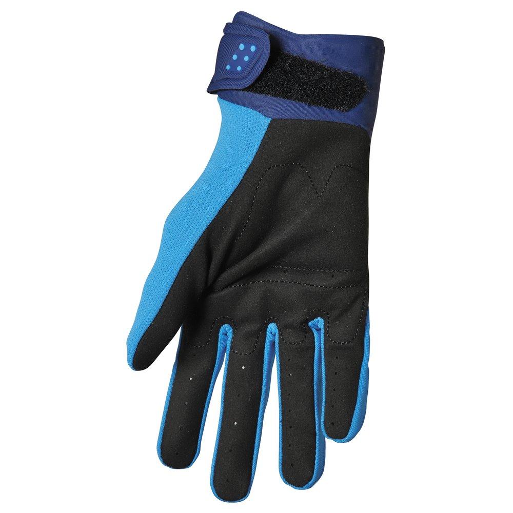 THOR Spectrum Motocross Handschuhe blau navy