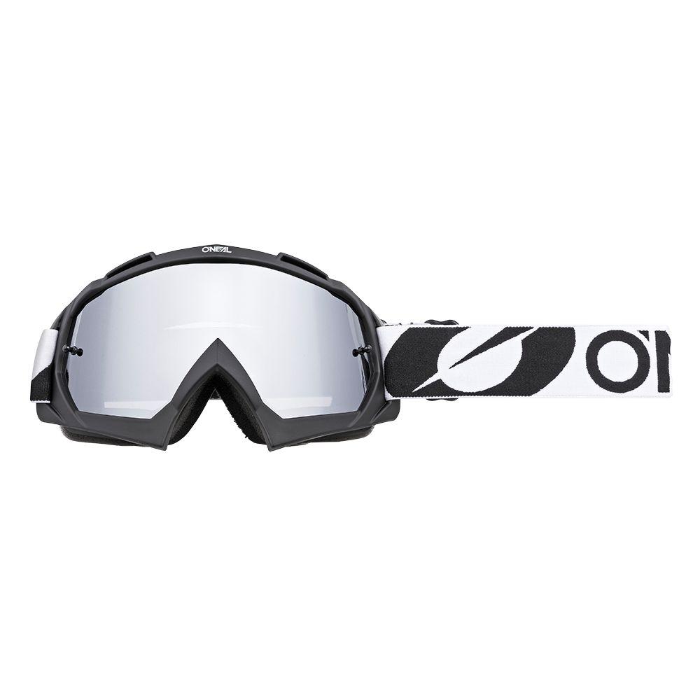 ONEAL B-10 Twoface MX MTB Brille schwarz
