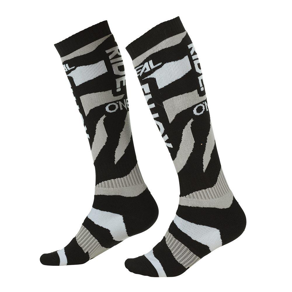 ONEAL PRO Zooneal V.22 MX Socken schwarz weiss