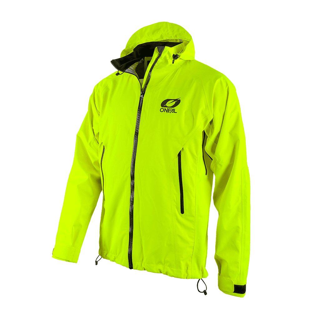 ONEAL Tsunami Rain Jacket MX MTB Regenjacke gelb