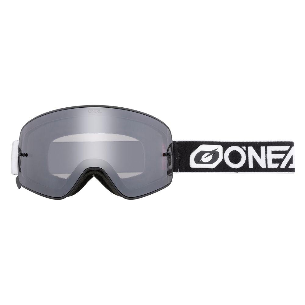 ONEAL B-50 Force V.22 Pro Pack MX MTB Brille schwarz verspiegelt